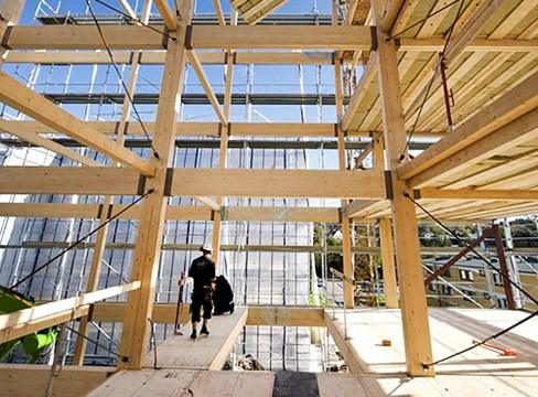 Europe inspires Chinese high-rise timber construction