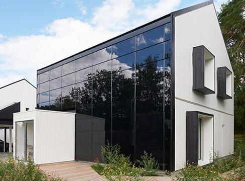 Climate-smart building