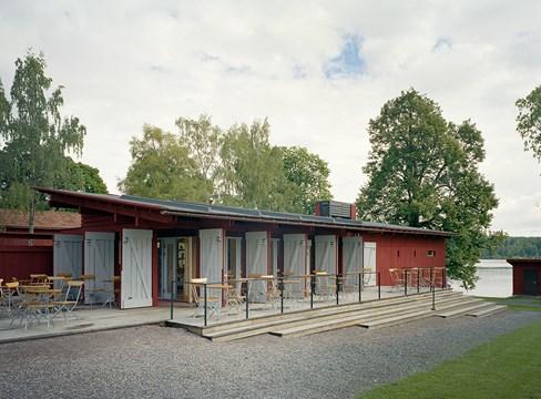Information building Borlänge