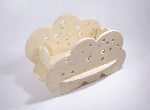 """Cloud Baby Bed"""