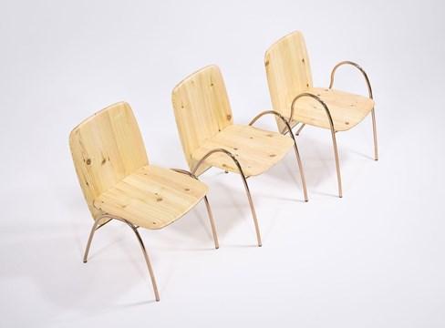 """Balance Chair"""