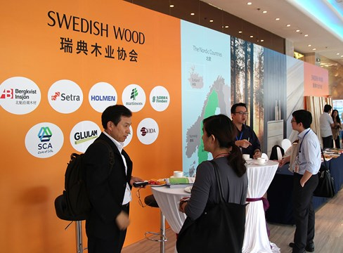 Swedish sawmills have strengthened their market position in China
