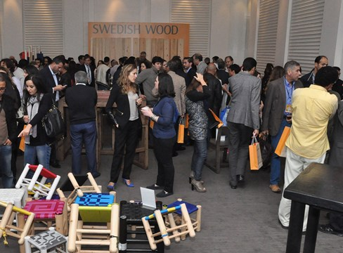 Swedish Wood provides inspiration in Morocco