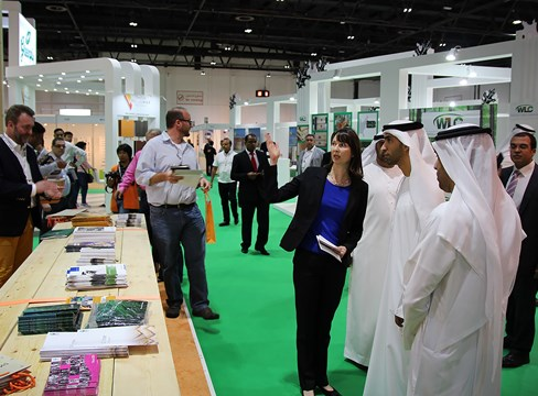 Dubai Wood Show confirms Swedish wood's strong position in the region