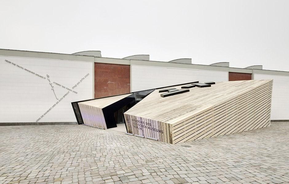 Libeskind in Berlin