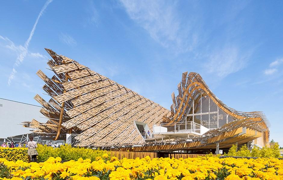 Expo 2015 – Wood in Milan