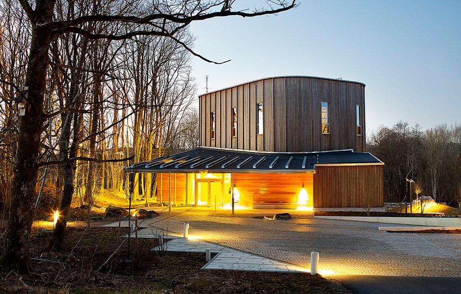 Chapel for all faiths