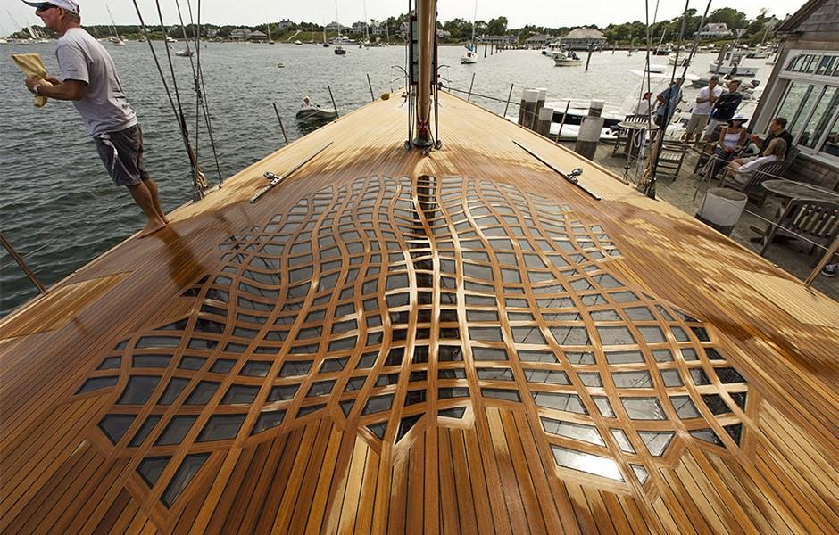 Design dream sets sails