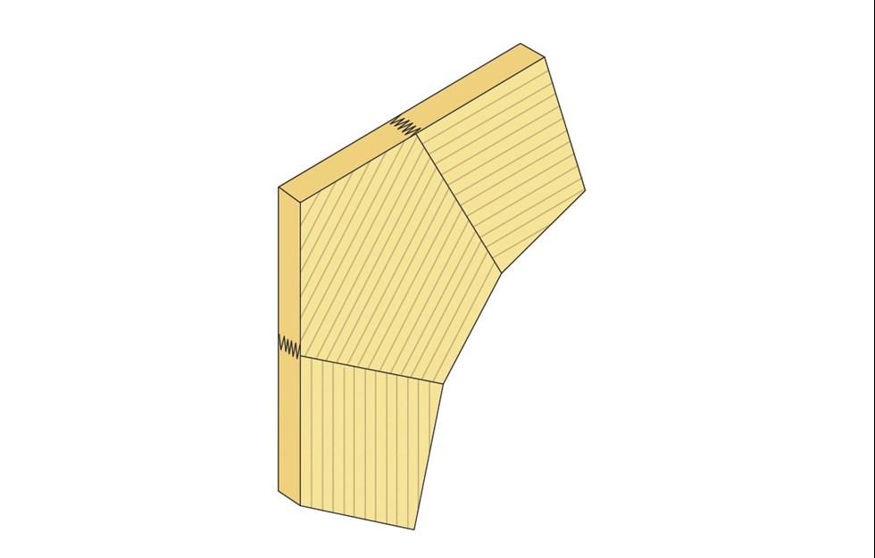 Fixings that handle major loads