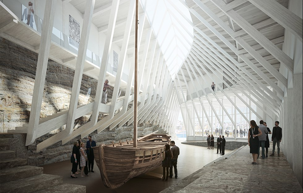 Nautical history shapes new visitor attraction