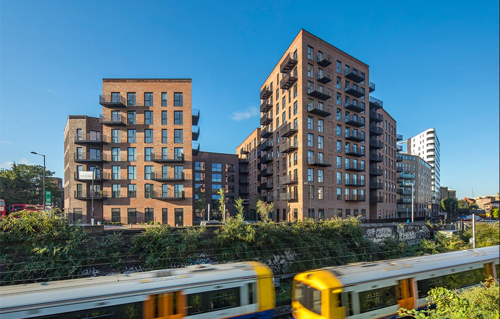 Material choice delivered more floors