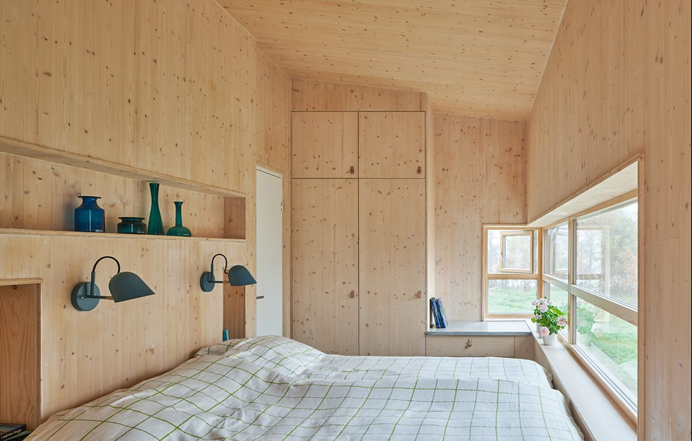Modular villa with inviting feel