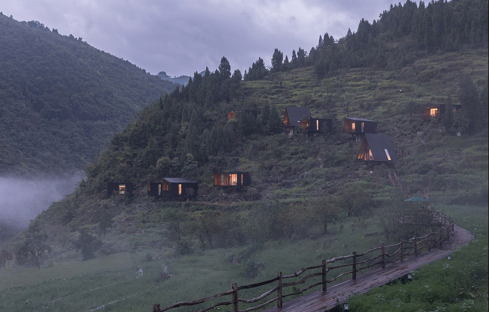 Considerate building to improve the Chinese countryside