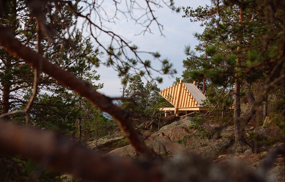 Creative shelters push boundaries in the great outdoors