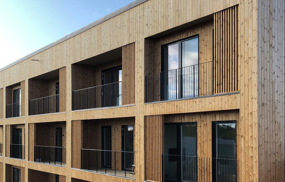 The challenges of good acoustics in wooden tall buildings