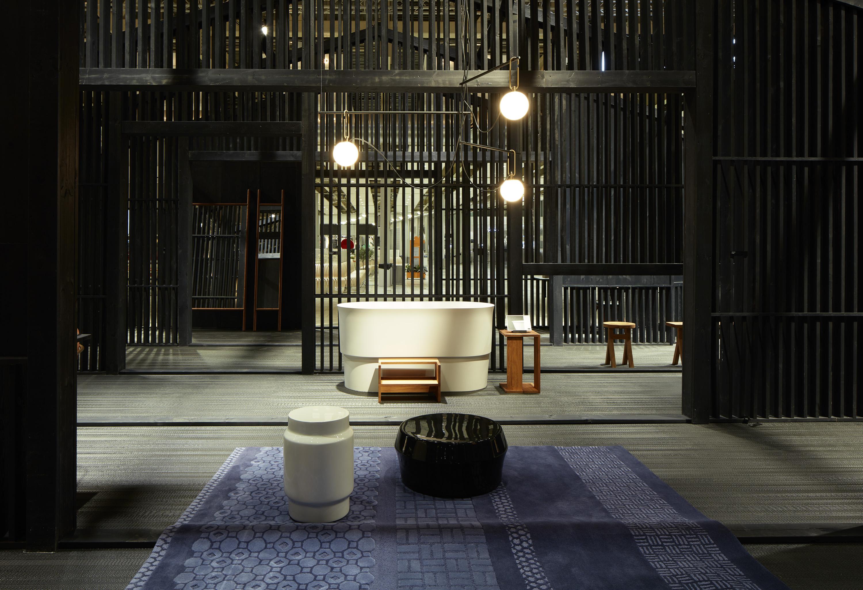 International designers choose pine swedish wood